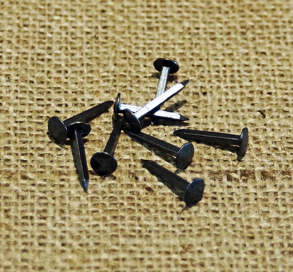 Allerley - Industriell geschmiedete Nägel 2cm - 10 Stk.
