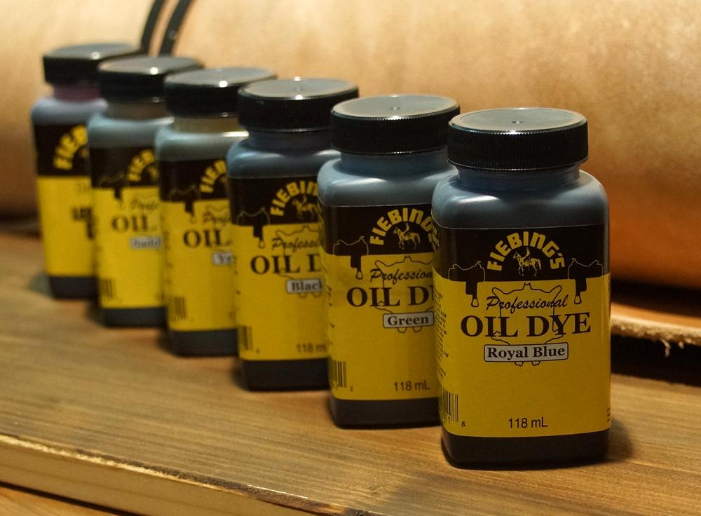 c7f7660e1e46b2 Lederfarbe - Fiebings Pro Oil Dye